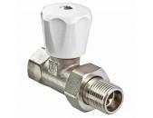 Клапан ручной прямой регулировочный 1/2 VT.08 L
