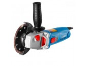Машина углошлифовальная ЗУБР 125 мм, 1000Вт, пылезащита (УШМ-П125-1000)