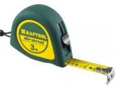Рулетка Kraftool GRAND  3м / 16мм ABS пластик,  покрытие ant-slip