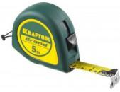 Рулетка Kraftool GRAND  5м / 25мм ABS пластик,  покрытие ant-slip