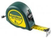 Рулетка Kraftool GRAND  8м / 25мм ABS пластик,  покрытие ant-slip