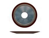 Чашка алмазная для заточки 125 * 32 мм (плоская острая)