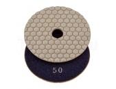 Алмазный гибкий диск 100 мм Р   50 (без воды)