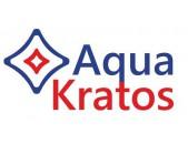 Смеситель для ванны AquaKratos  AK22901, картридж 35 мм, нерж. сталь